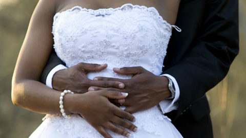 Wearing a Man Down is NOT a Marriage Strategy