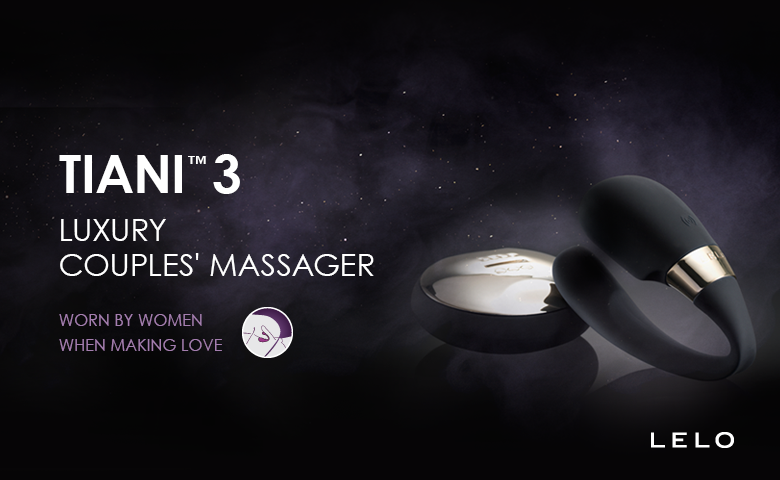 Tiani 3 Couple's Massager